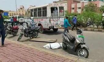 IMAGEM: Índia ultrapassa México e se torna 3º país com mais mortes por Covid