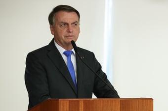 IMAGEM: Doria 'é um vagabundo, caralho', disse Bolsonaro em 'jantar do PIB'