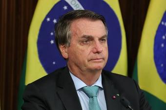 """IMAGEM: """"No caso de Bolsonaro, há uma tentativa mais séria de gerar desconfiança na população"""""""