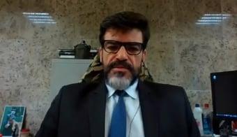 """IMAGEM: Crusoé: Saraiva diz que Bolsonaro """"não quer ver"""" desmatamento"""