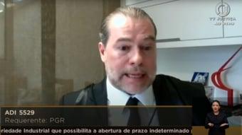 IMAGEM: Advogado insinua que STF faz 'alfaiataria' e enfurece Toffoli