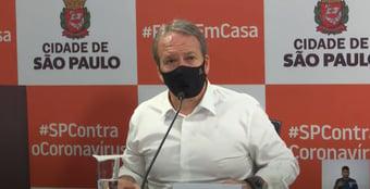 IMAGEM: São Paulo estuda flexibilizar uso de máscaras