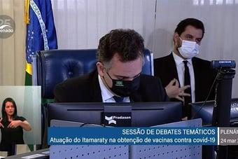IMAGEM: Filipe Martins é absolvido por suposto gesto racista