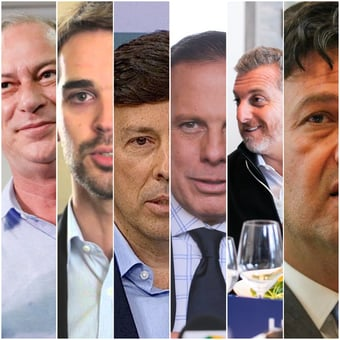 IMAGEM: Cidadania apoia manifesto de Ciro, Leite, Amoêdo, Doria, Huck e Mandetta