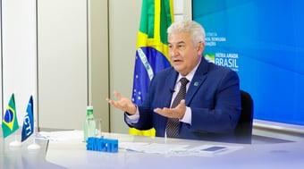 IMAGEM: 'Como astronauta, aprendi a resolver panes', diz Marcos Pontes sobre problemas no CNPq