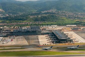 IMAGEM: Prefeito de Guarulhos defende fechamento de aeroporto por 15 dias