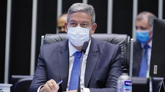 """IMAGEM: Lira defende """"colocar um freio"""" no Ministério Público"""
