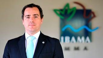 IMAGEM: Eduardo Bim de volta ao Ibama