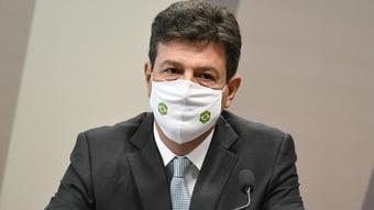 IMAGEM: Mandetta reafirma que Nise Yamaguchi sugeriu mudar bula da cloroquina