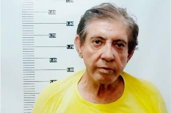 IMAGEM: Condenado a mais de 60 anos, João de Deus volta à prisão domiciliar