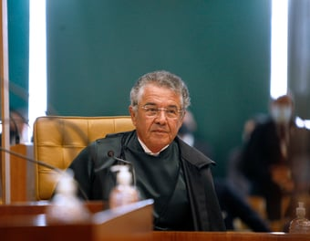 IMAGEM: Marco Aurélio vota por manter validade de delação firmada por Cabral com a PF