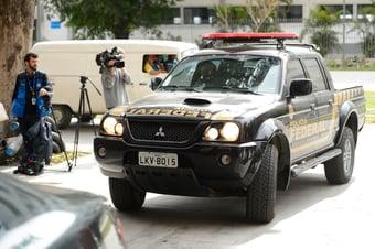 IMAGEM: PF deflagra operação contra tráfico internacional de armas