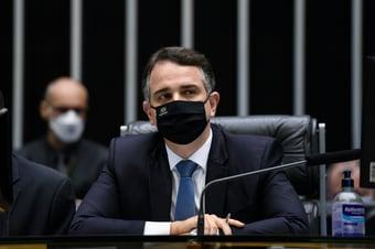 IMAGEM: Pacheco diz que Senado analisará reforma tributária e novo Refis