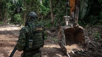 IMAGEM: Ministro do Meio Ambiente nomeia presidente substituto do Ibama