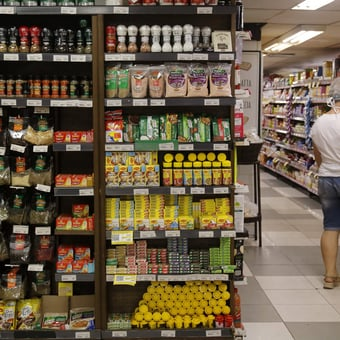 IMAGEM: Apesar de alta, mercado esperava inflação ainda maior em setembro