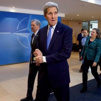 IMAGEM: 'Brasil deve liderar crise climática', diz John Kerry
