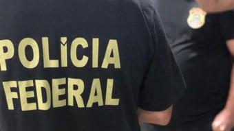 IMAGEM: PF prende suspeito de financiar tráfico de cocaína em aviões da FAB