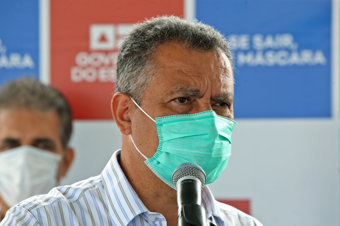 IMAGEM: Bahia prorroga toque de recolher até 1º de junho