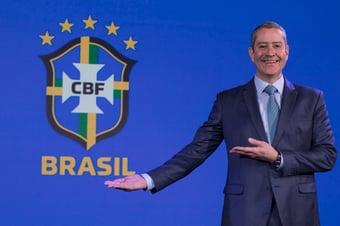 IMAGEM: Acusado de assédio, Rogério Caboclo é suspenso da presidência da CBF até 2023