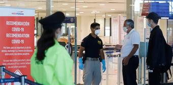 IMAGEM: Covid: Chile coloca sua capital em lockdown após aumento de casos