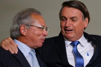 """IMAGEM: """"Ninguém aguenta mais o Paulo Guedes"""""""