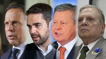 """IMAGEM: Arthur Virgílio diz que não desistirá e promete trabalhar """"pela unidade do PSDB"""""""