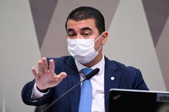 IMAGEM: Reunião do Conselho de Ética para votar processo contra Luis Miranda é cancelada