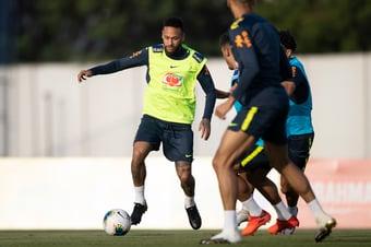 IMAGEM: Globo aposta em Neymar na estreia de Luciano Huck