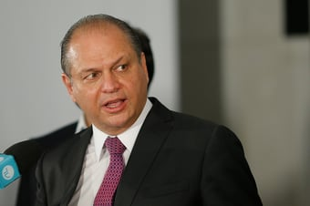 IMAGEM: Barros: 'Pedido de cassação é desprovido de qualquer fundamento'