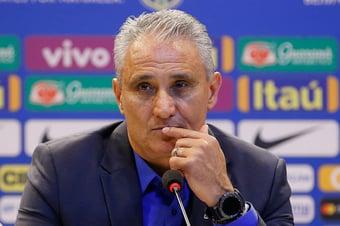 IMAGEM: Tite pode pedir demissão após jogo com Paraguai na terça, diz jornal