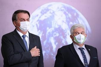 """IMAGEM: """"Até o presidente foi pego de surpresa"""", diz Marcos Pontes, sobre cortes na Ciência"""