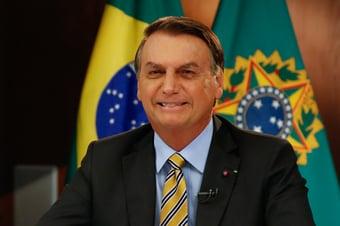 IMAGEM: 'Para Maduro e Fernández não tem vacina', diz Bolsonaro