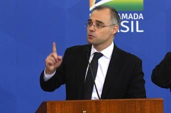 IMAGEM: Pacheco diz que indicação de Mendonça ao STF pode ser votada em novembro