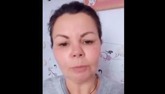 """IMAGEM: """"Eu estava alterada e reagi ao ataque de um motociclista do Bolsonaro"""""""