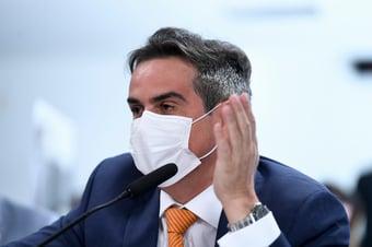 IMAGEM: Ciro Nogueira pressiona para que reforma fisiológica seja oficializada hoje