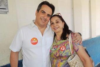 IMAGEM: Pandemia adiou planos de Ciro Nogueira de ceder espaço à mãe no Senado