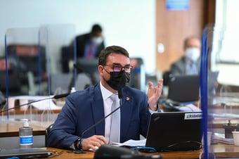 IMAGEM: Flávio nega ter encontrado Danilo Trento em Las Vegas