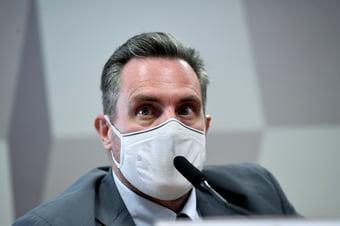 IMAGEM: Dominguetti procurou senadores dias antes de depoimento na CPI da Covid