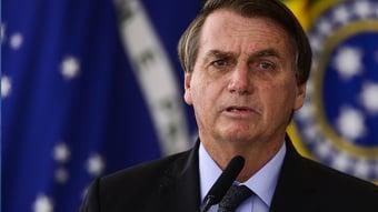 """IMAGEM: """"Urgente. O Bolsonaro está pedindo. Agora"""""""