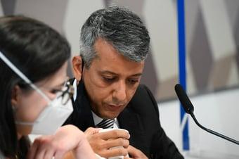 IMAGEM: Vice da CPI da Covid diz acreditar que Dias será solto em breve