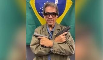 IMAGEM: Urgente: PGR denuncia Roberto Jefferson por incitação ao crime e homofobia