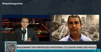 IMAGEM: 'Existe plano B, C e D', diz Coronel Tadeu, sobre filiação de Bolsonaro ao Patriota