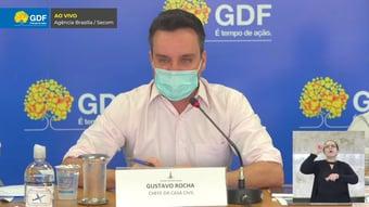 IMAGEM: Governo do DF registra seis casos da variante Delta