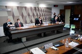 IMAGEM: CPI da Covid define data para votação do relatório final