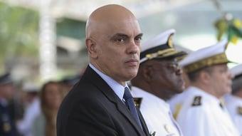 IMAGEM: Moraes segura recurso contra condenação de ex-ministros de FHC