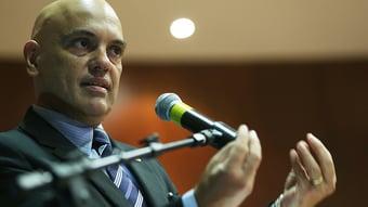 IMAGEM: Insulto a Moraes em clube vira inquérito sigiloso