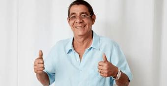 IMAGEM: Zeca Pagodinho é internado com Covid