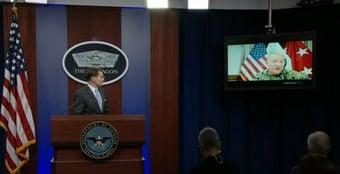 IMAGEM: Ataque em Cabul matou 12 militares dos EUA, diz o Pentágono