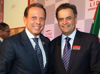 IMAGEM: Ligado a Doria, presidente do PSDB paulista ataca Aécio