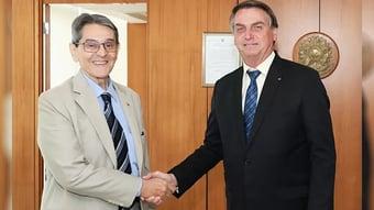 IMAGEM: Bolsonaro vai implodir mais um partido?